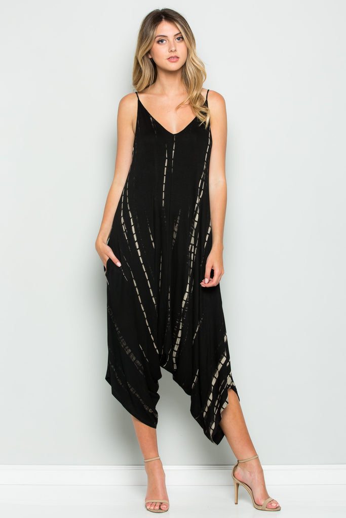 Gail Tiedye Dress Like Romper
