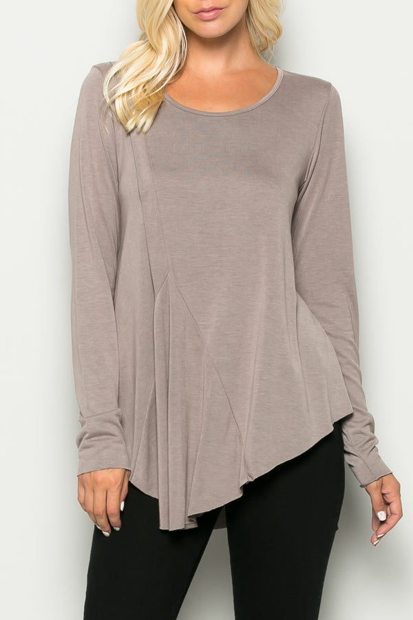 One Side Band Top