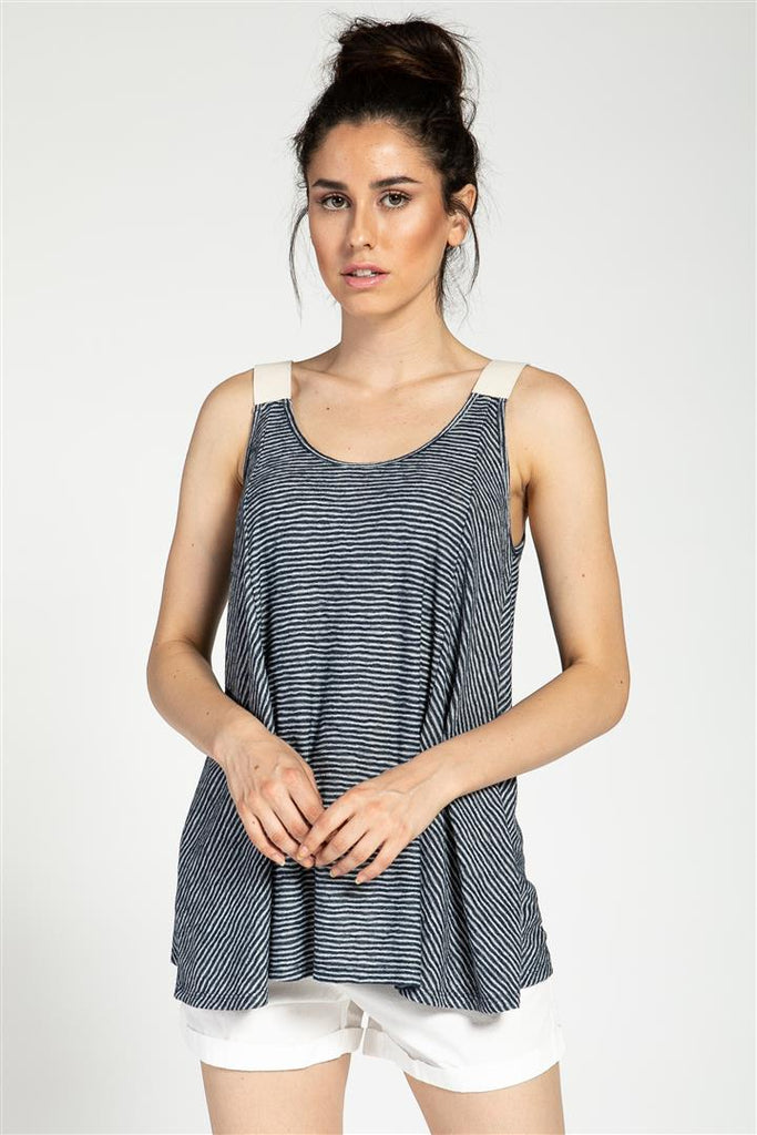 Nautical Tape Tank