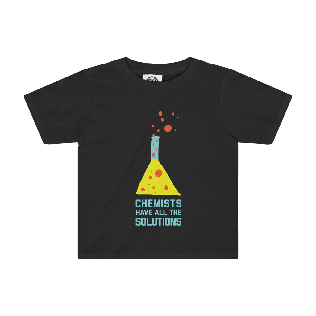 Toddler Tee: Acid Flask