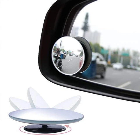 MagicView® Blind Spot Mirror All I Need All I Shop Deux unités