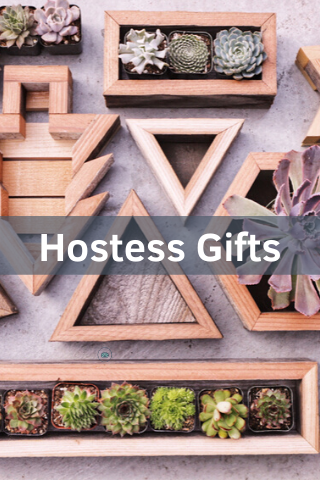 Holiday Hostess Gifts - Under $45