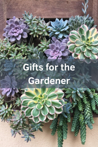 Special Gifts for the Gardener