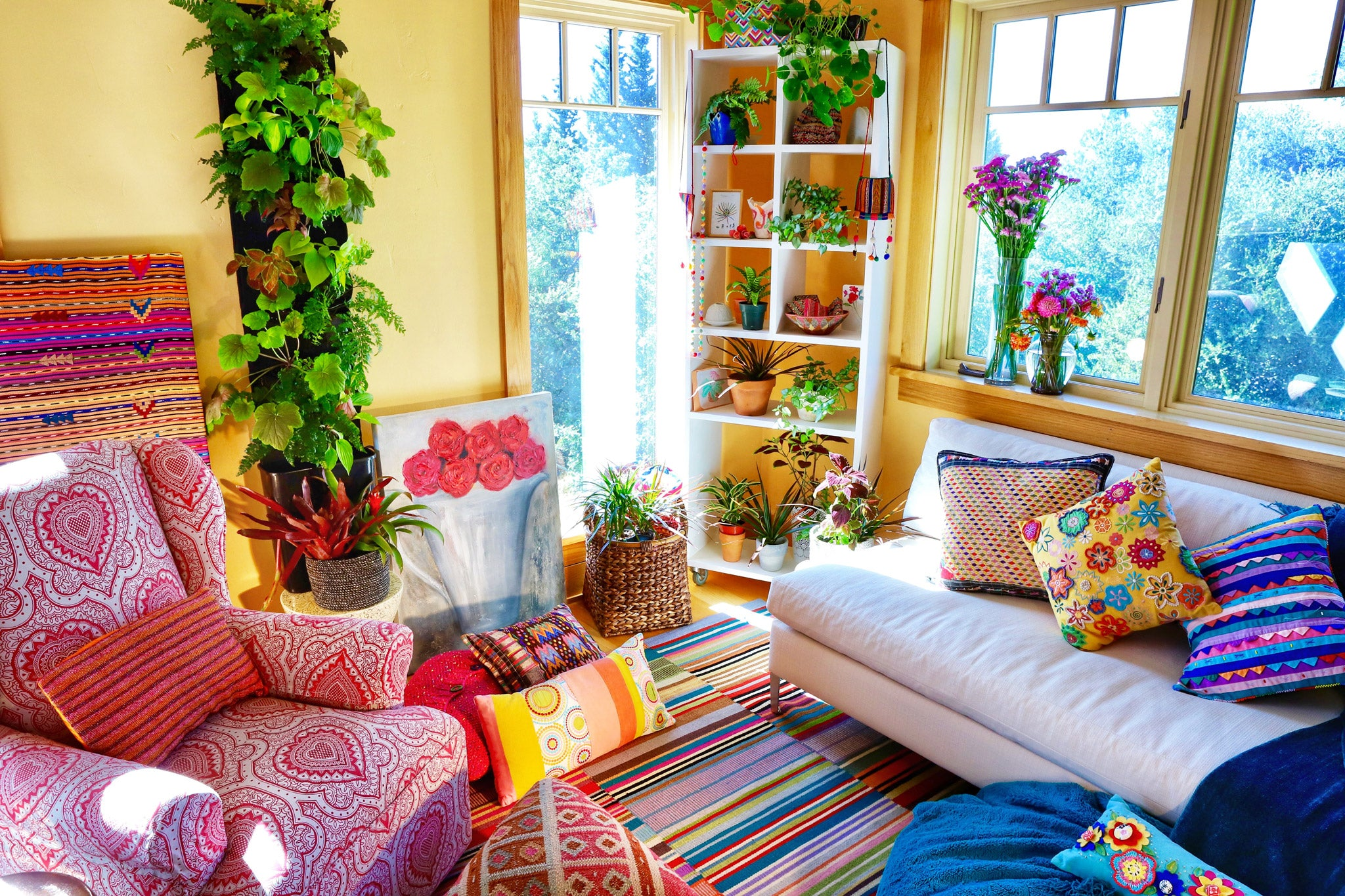 Top 6 Ways to Decorate Like a Boho Pro – Planted Places