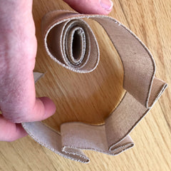 Concertina Ribbon Fold