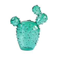 Quirky Thorny Arm Vase - Teal