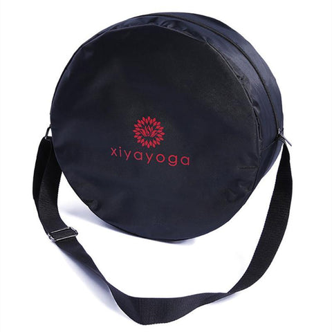BLACK WATERPROOF YOGA WHEEL BAG - Badass Yoga Gear