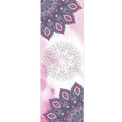 LIGHT PURPLE YOGA TOWEL - Badass Yoga Gear