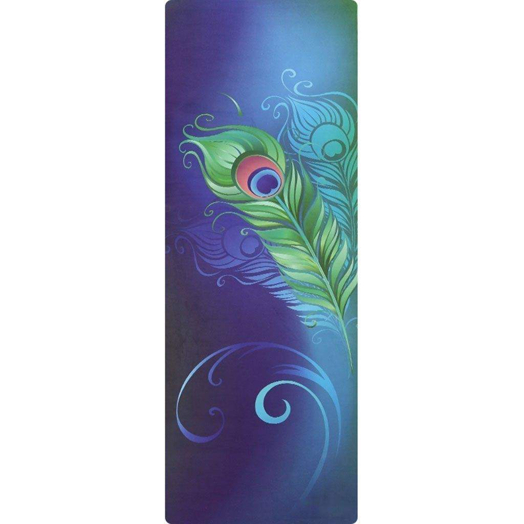FEATHER ANTI-SKID YOGA MAT - 3.5mm