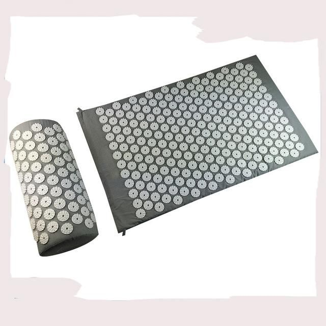 ACUPUNCTURE YOGA MAT & PILLOW