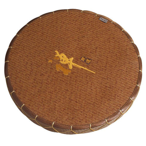 TATAMI ROUND MEDITATION CUSHION - Badass Yoga Gear