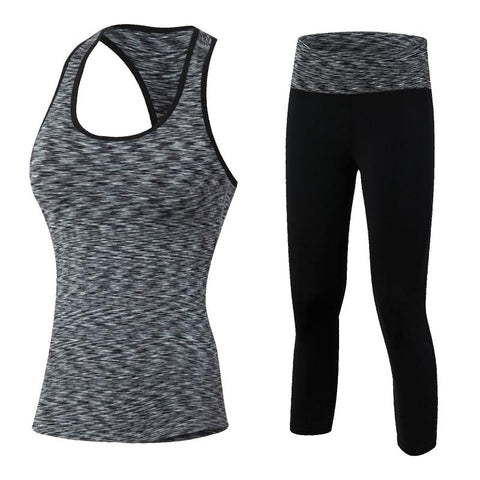 COMPRESSION YOGA TRACKSUIT - Badass Yoga Gear