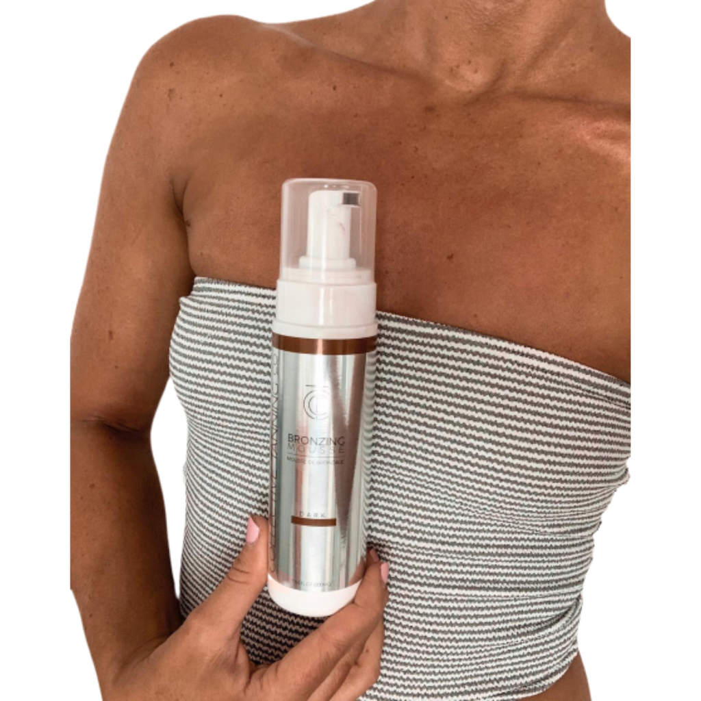 Dark Bronzing Mousse 200ml