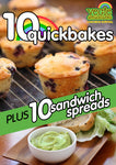 10 Quickbakes plus 10 Sandwich Spreads