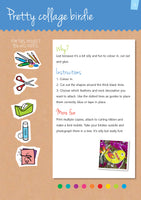 Vegie Smugglers: Craft for Non-crafty Parents: Printables for instant craft & educational fun