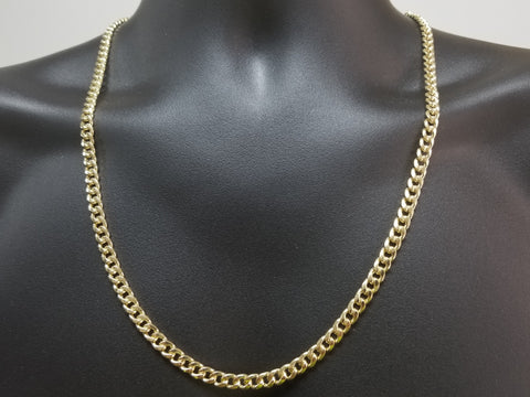 Miami Cuban Link 6mm en or 10 karat Italien MGC-103