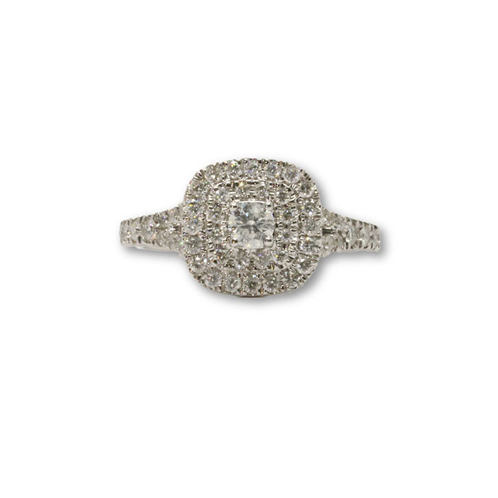 14k Femme Bague Diamants de 1.00CT DRG-075 - OR QUEBEC