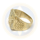 10K Bague Versace GMRA-003 - OR QUEBEC