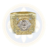 10K Bague Versace GMRA-016 - OR QUEBEC