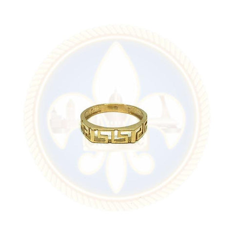 10k Bague Versace Penta SID-0026 - OR QUEBEC