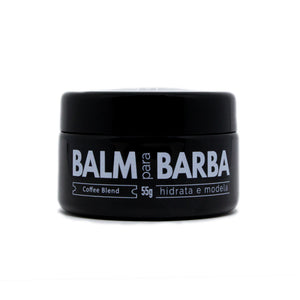 Balm Hidratante para Barba Coffee Blend Barba Brava 55g