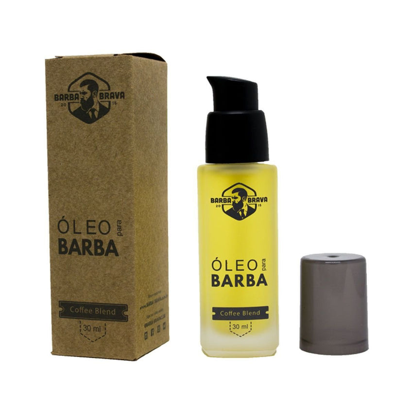Óleo para Barba Coffee Blend - Barba Brava