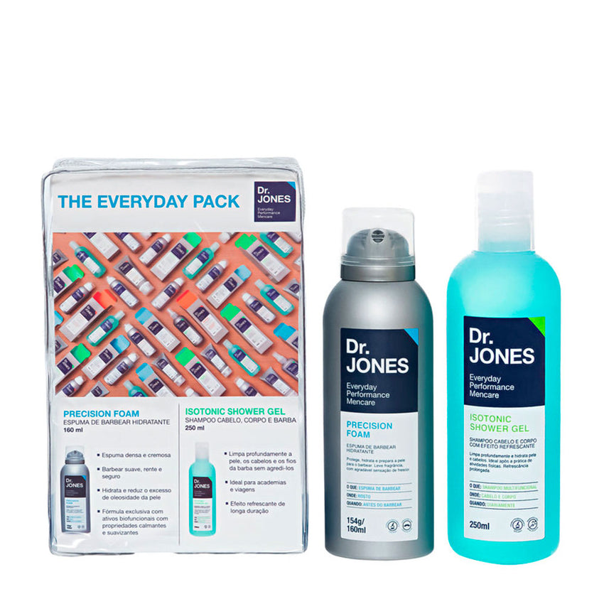 The Every Day Pack - Dr. Jones