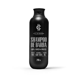 Shampoo para Barba 200ml - Cia da Barba