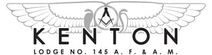 Kenton 145 Official Masonic Store