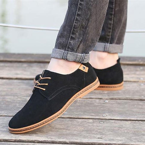 AllClass™ Lace Up Flats