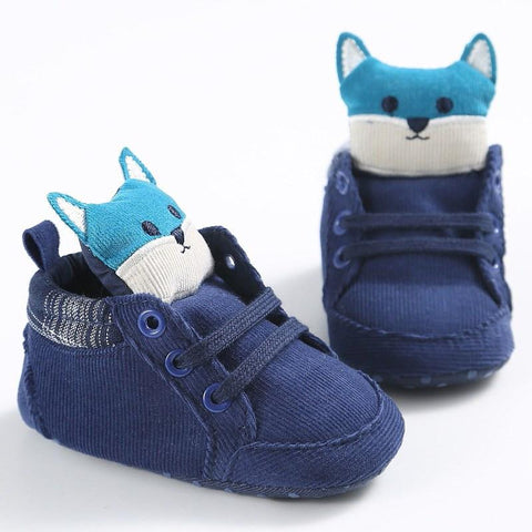 Baby Fox Boots