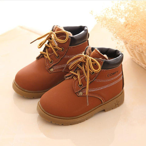 Baby Timberland Style Shoes