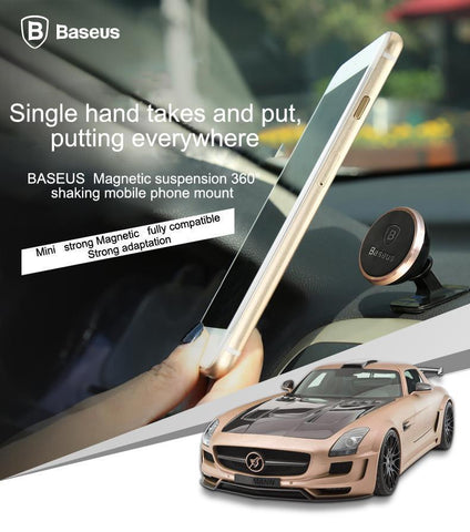 Baseus™ The 360 Degree Universal Magnetic Phone Holder