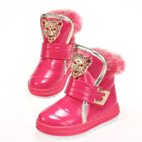 Boots - Funky Pink Panther Boots