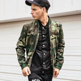 Casual Bomber Windproof Jacket