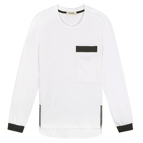 Casual Men's Round Neck Long-Sleeve