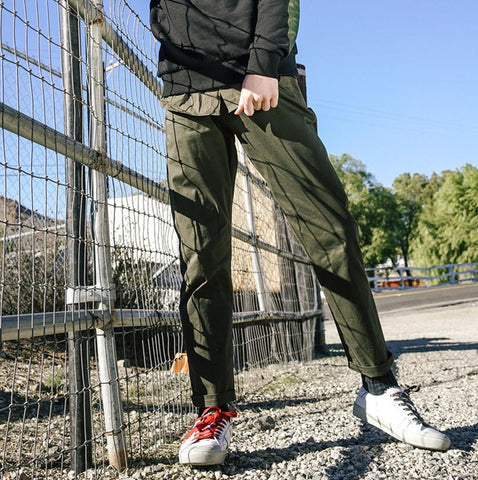 Casual Swag Trousers