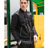 Fashionable Autumn Bomber Jacket