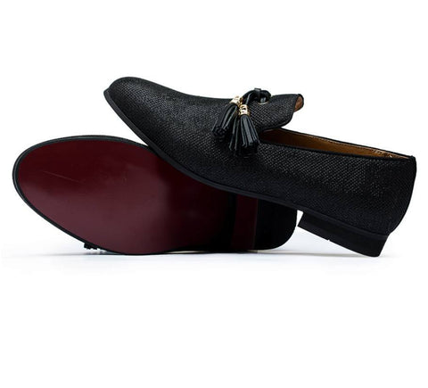 Grand Tassel Loafers