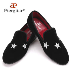 Loafers - Mens Velvet Starboy Loafers