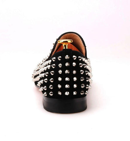 Shoes - Hipster Spike Loafers