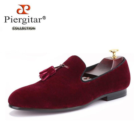 Shoes - Piergitar Tassel Dress Shoes