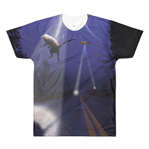 Tshirt - Mens Alien Abduction Tee