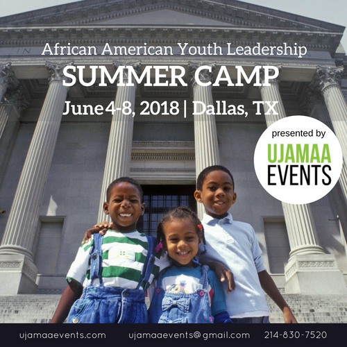 African American Youth Leadership Summer Camp