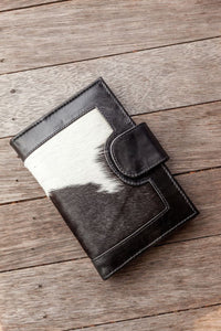 Classic Cowhide Wallet