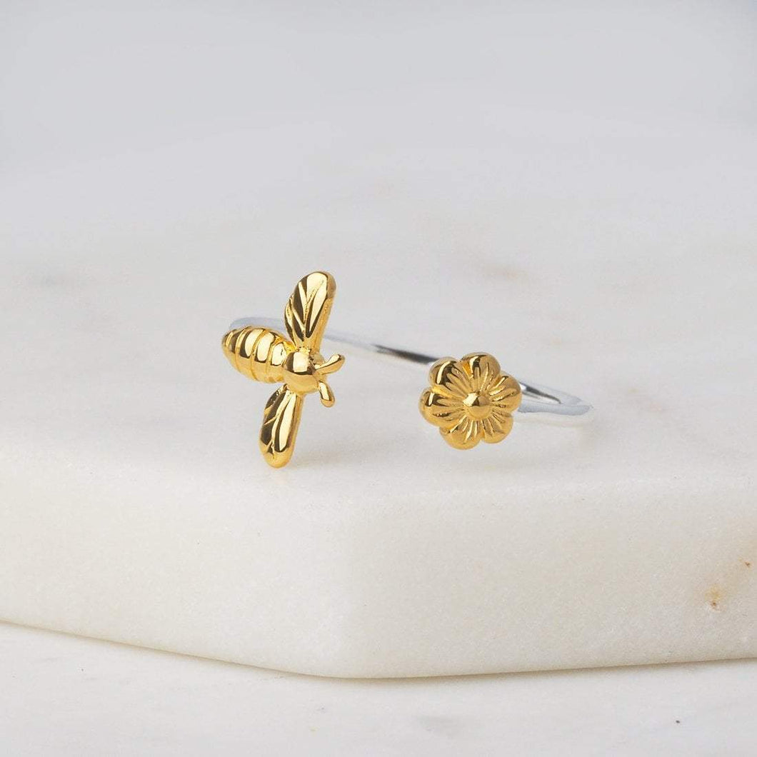 Gold Meant To Bee Ring