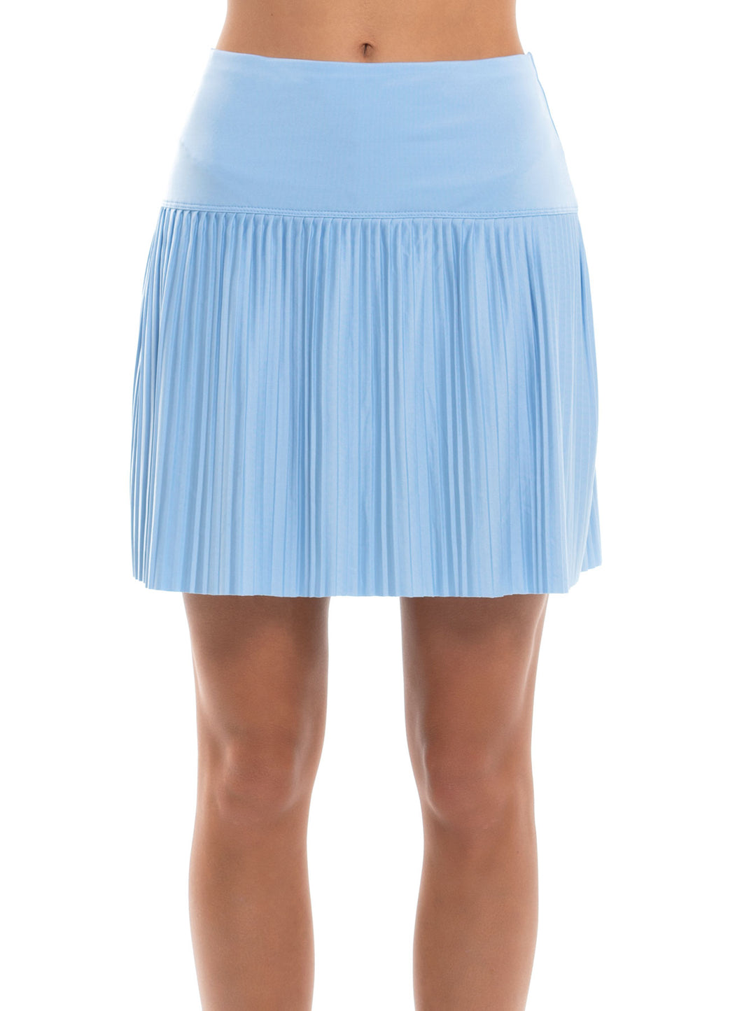 Hi-Brid Pleated Skort-Long
