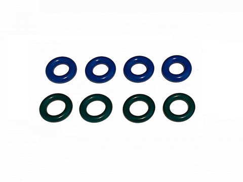 nissan sentra fuel injector o-ring seal kit viton