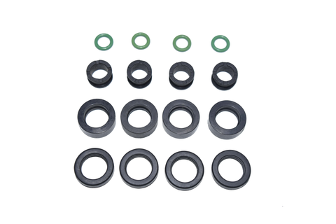 acura fuel injector seal kit