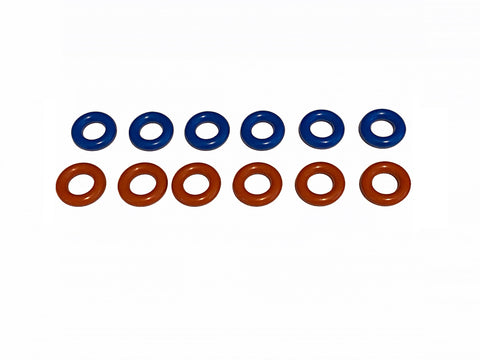 bosch ford f150 fuel injector seal o-ring kit